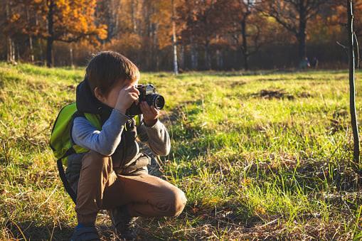 Natuur foto wedstrijd
