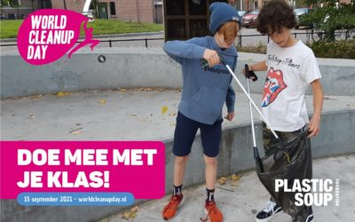 World Clean Up Day 15 september 2021